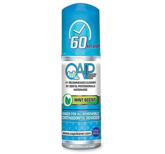 OAP Anti-Bacterial Mouthpiece Cleaner